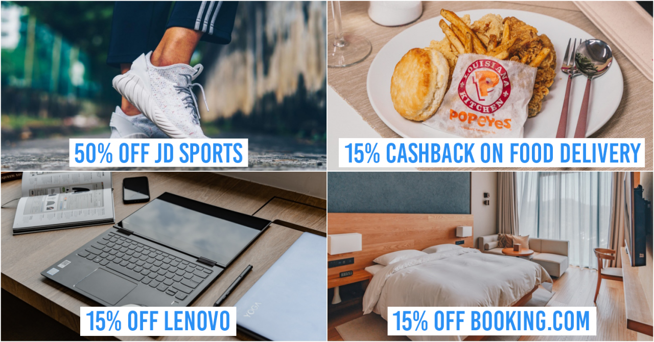 ShopBack's May Sale Has 15% Deals At Over 15 Stores With Hotel Stays, Laptops & Food Delivery
