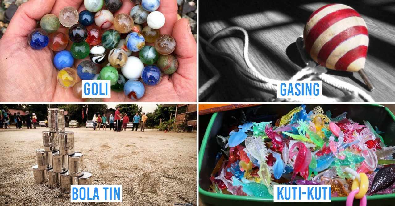 5 Traditional Games Played By Singaporean Families In The Kampong Before The Internet Took Over