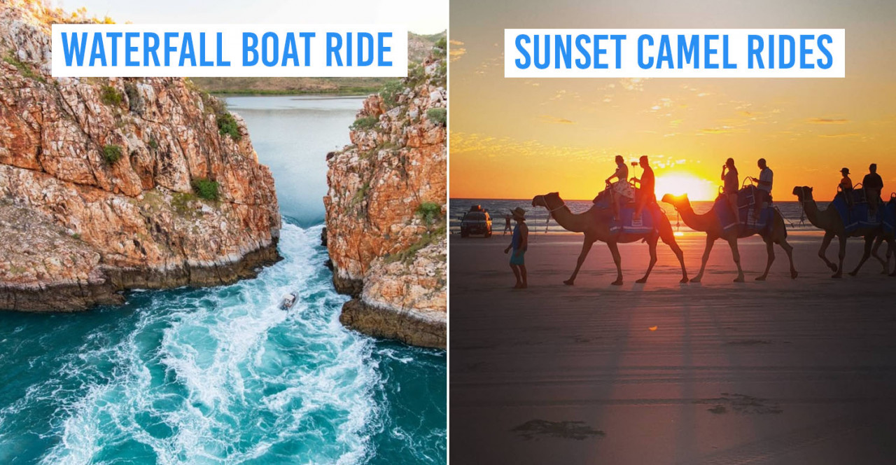 8 Western Australia Road Trip & Day Trip Itineraries For Holiday Inspiration With Minimal Planning