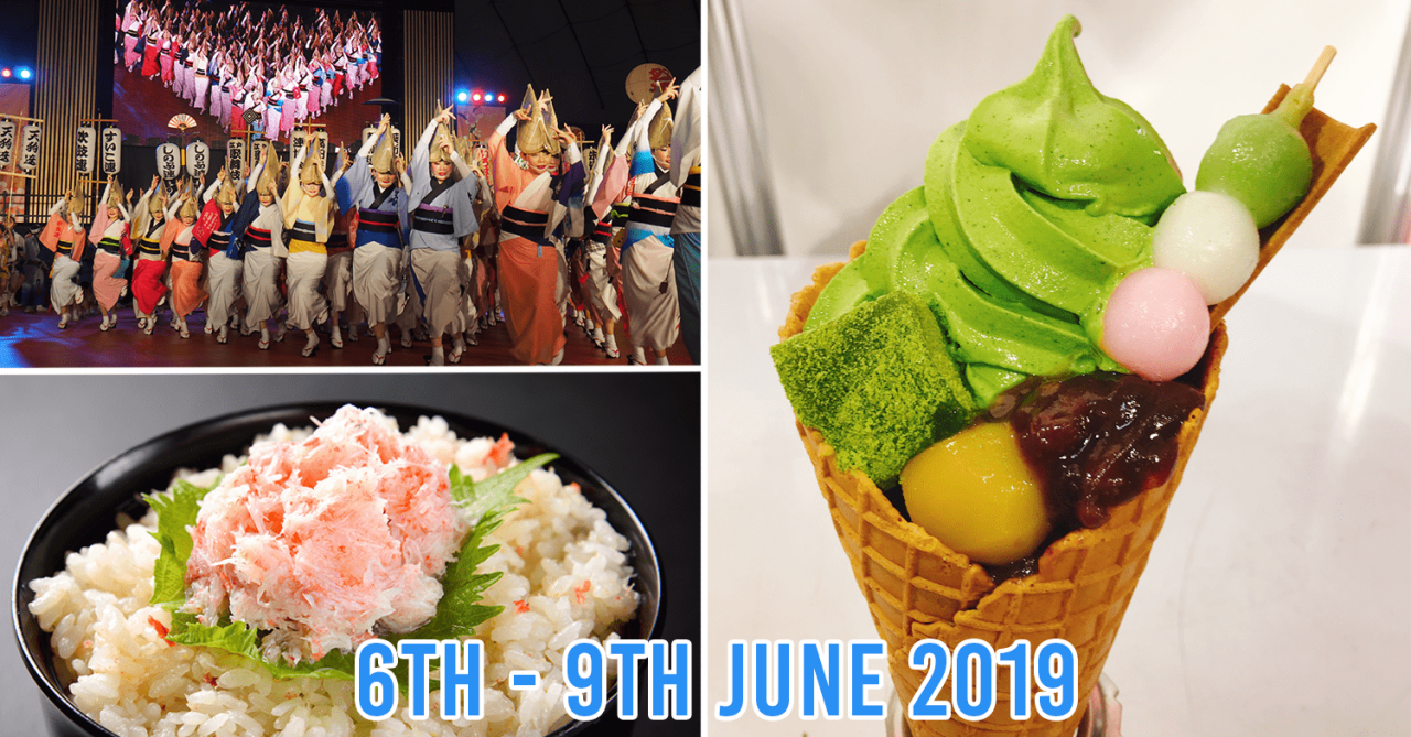 RWS Summer Matsuri Is A Huge Japanese Festival With Free Dance & Lantern Displays, Films & F&B From $3