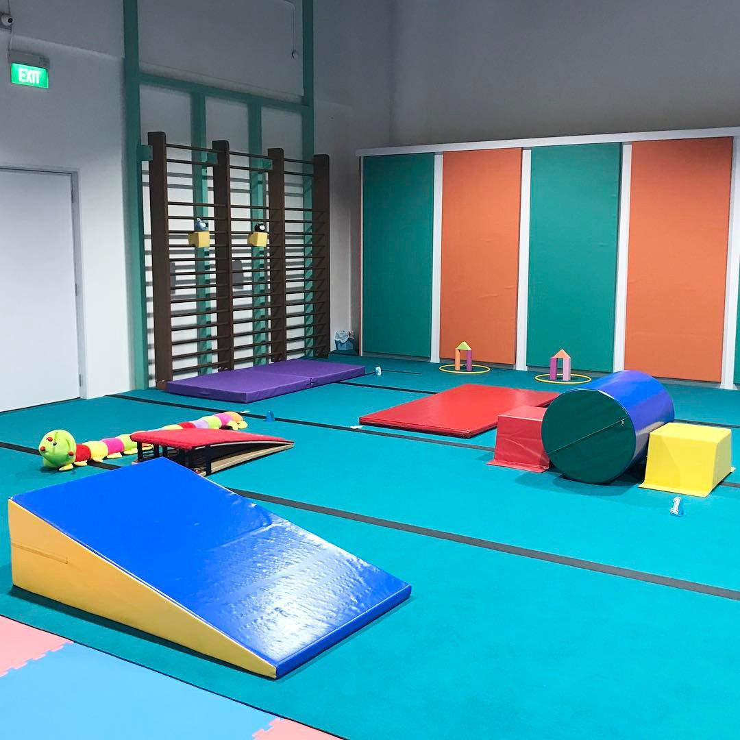 tumble joy gym singapore