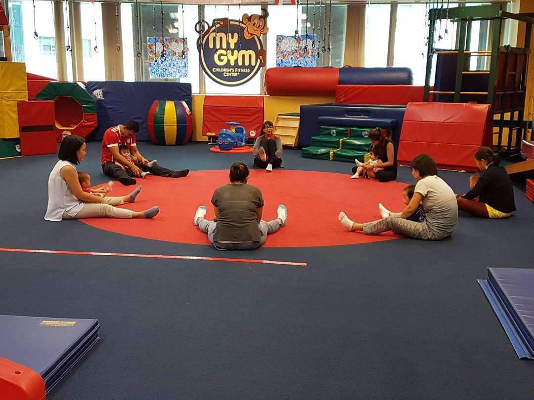 tumble joy gym