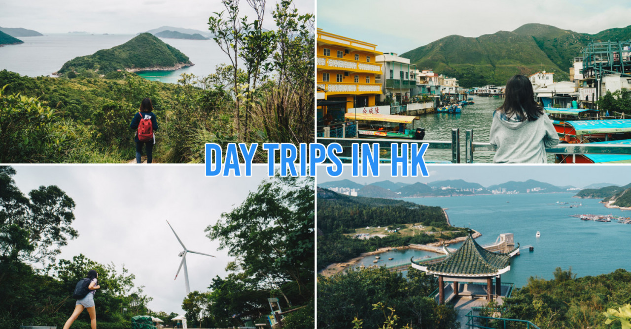 4 Island Day Trips In Hong Kong For A Different Experience From The Usual City Itinerary