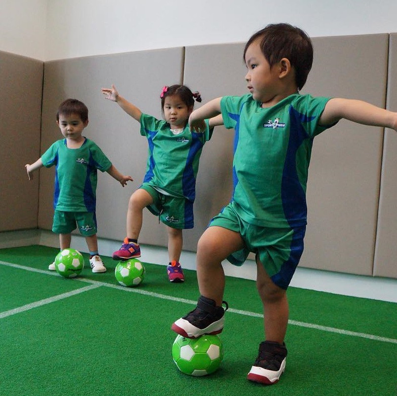 sport 4 kids singapore soccer