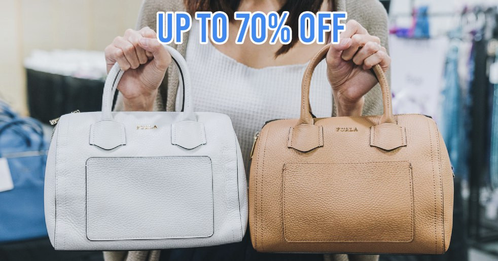 Furla Flash Sale Has Up To 70% Off On Bags & Accessories From 12 To 15 June
