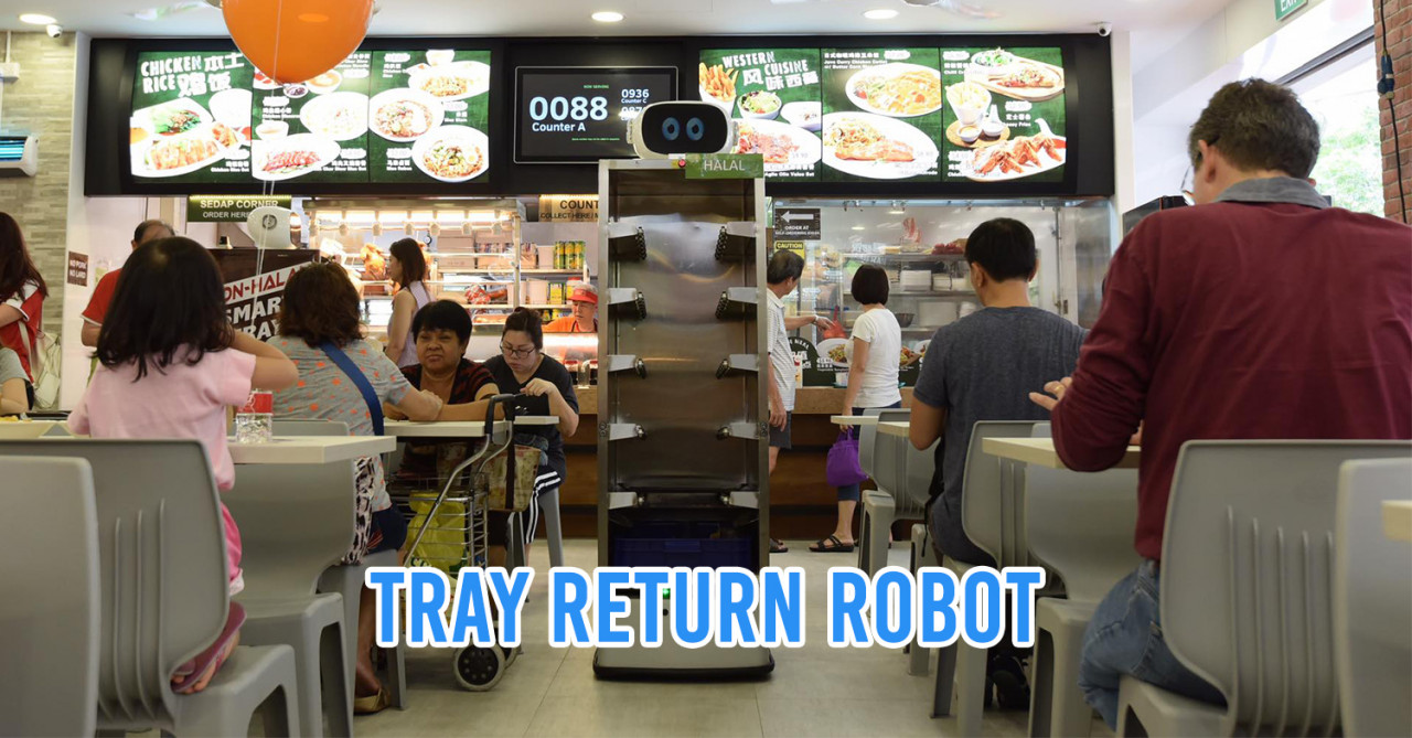 8 Futuristic Technologies In Singapore's Food Industry That Have Secretly Popped Up All Around You