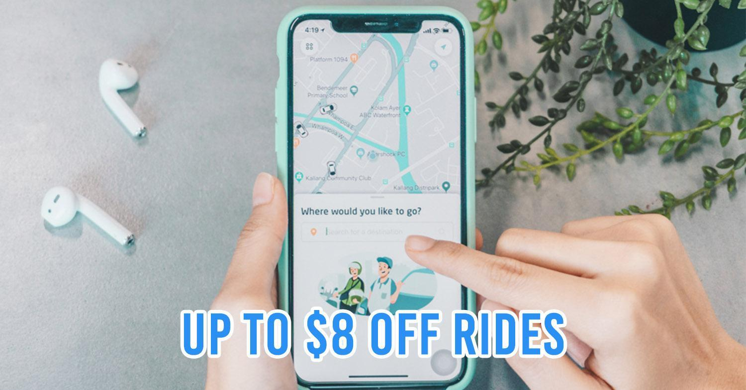 GOJEK Now Has A New PayLah! Promo Code For New Users To Get Up To $8 Off