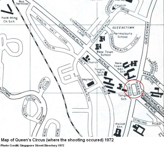 Unsolved Crimes - Queenstown Map