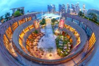 Romantic Places to bring your date in Singapore
