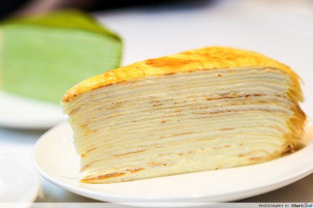Lady M Layer Cake