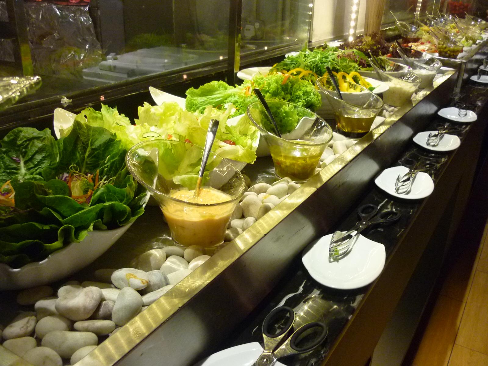 Samba brazilian steakhouse a meat lover buffet in kl for Samba buffet
