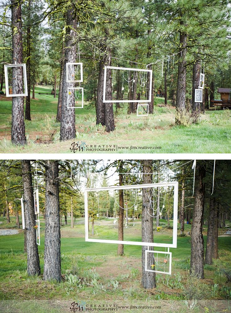 30 brilliant wedding ideas to make your special day unforgettable 12 frames for photo taking junglespirit Choice Image
