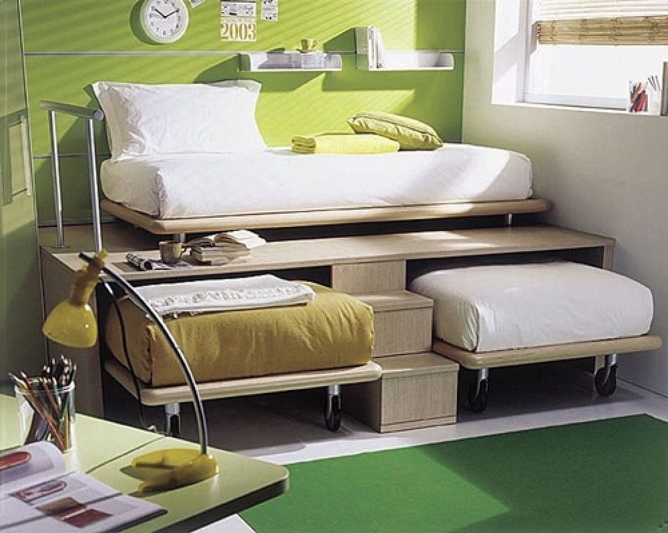 17 space saving ideas for your hdb flat that will blow your mind thesmartlocal - Twin bed for small space property ...