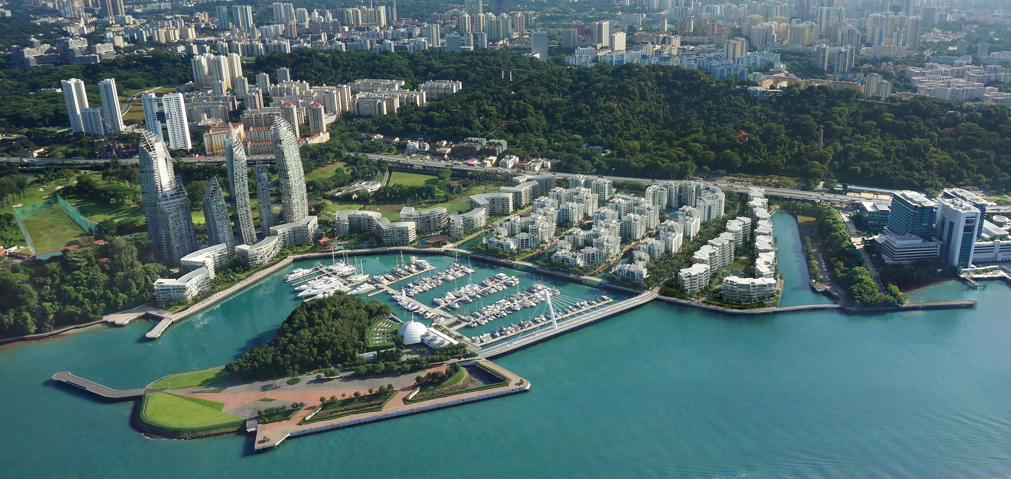 Download image Singapore Keppel Bay PC, Android, iPhone and iPad ...