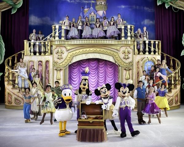 Disney On Ice: Treasure Trove Review