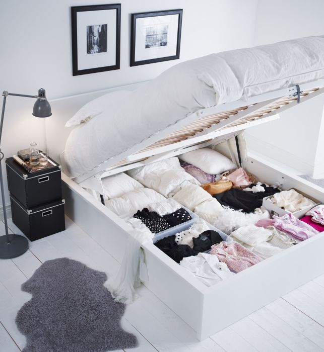 features romantic space saving folding. 1. Under The Bed Storage Features Romantic Space Saving Folding