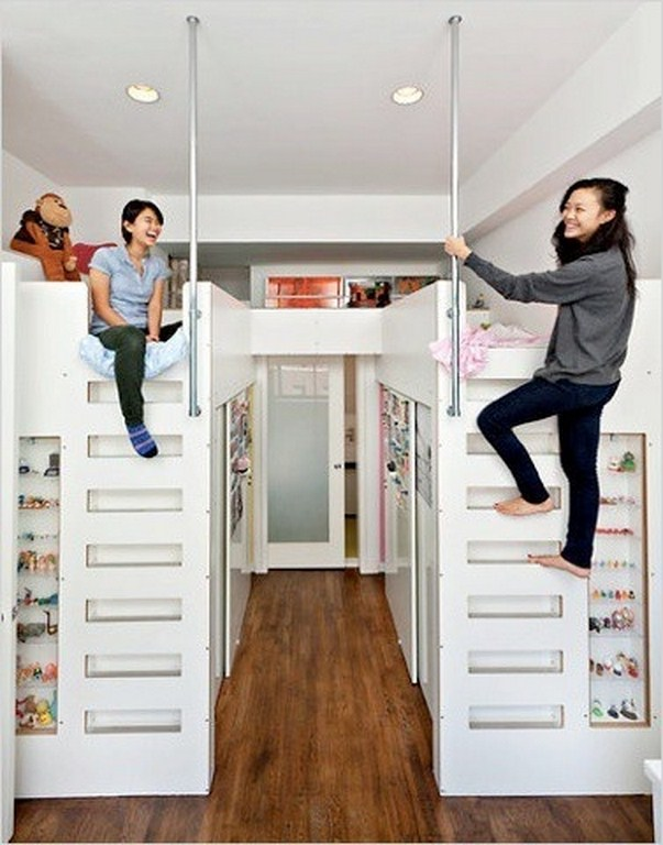 Outstanding 17 Space Saving Ideas For Your Hdb Flat That Will Blow Your Mind Largest Home Design Picture Inspirations Pitcheantrous