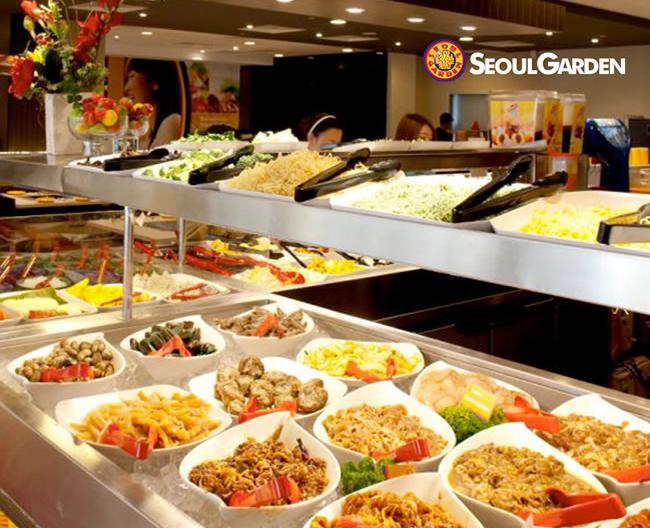 Garden Restaurant Seoul