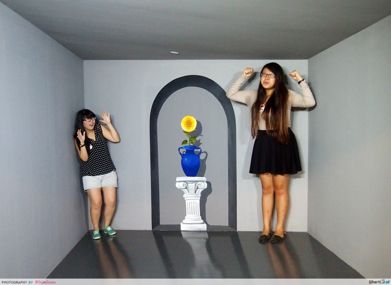 Trick Eye Museum An Inside Look At Singapore S Latest
