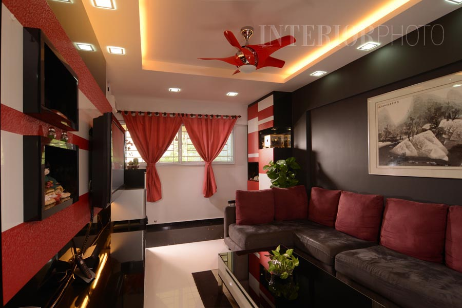 13 small homes so beautiful you won 39 t believe they re hdb flats thesmartlocal Hdb home interior design ideas