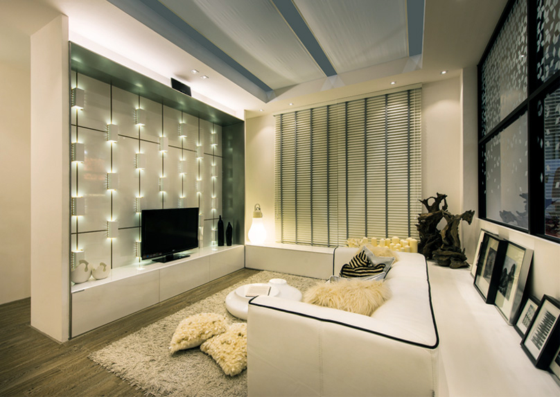 Hdb Living Room Design Ideas Singapore 13 Small Homes So Beautiful You Wont Believe