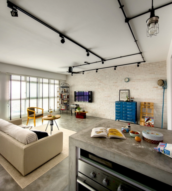 15 Singapore Homes so beautiful you won't believe they're HDB flats