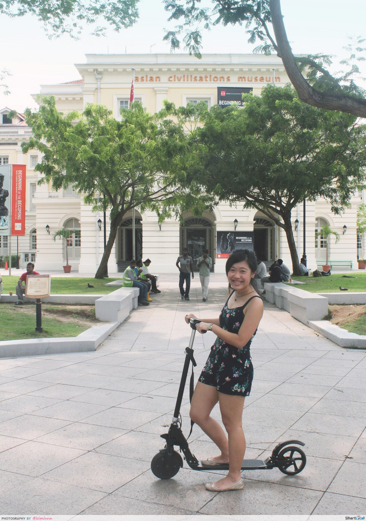 Visited 10 Iconic Singapore Attractions In 30 Mins On An Electric Scooter This Is How We Did It
