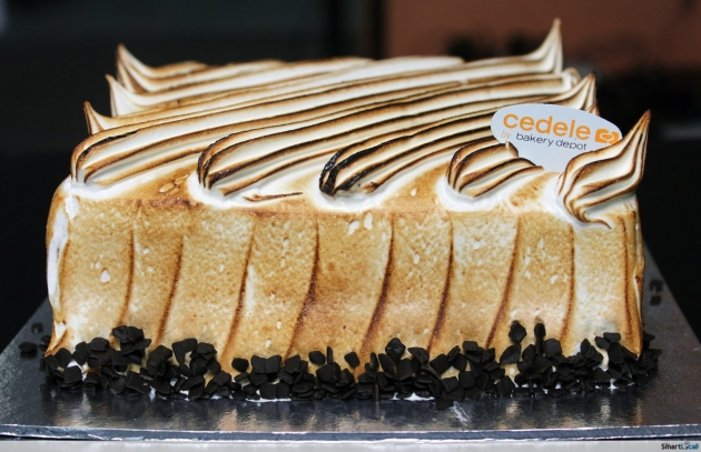 Cedele celebrates Father's Day with the Caramel Sea Salt Tiramisu Cake