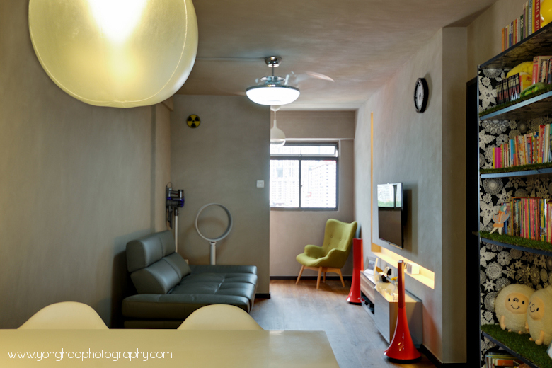 15 singapore homes so beautiful you won 39 t believe they re for Hdb minimalist interior design