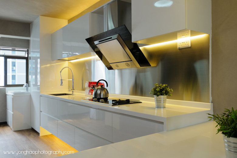 Kitchen Island Hdb Flat 15 singapore homes so beautiful you won't believe they're hdb
