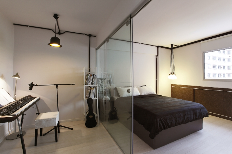 13 small homes so beautiful you won 39 t believe they re hdb flats thesmartlocal for Cube interiors