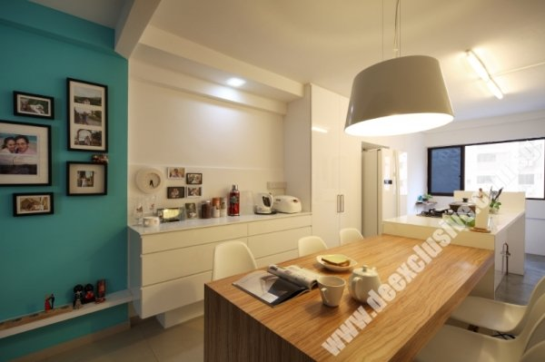 15 singapore homes so beautiful you won 39 t believe they re for Country style kitchen singapore