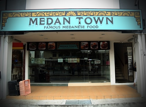 Medan Town: The First Ever Medanese Restaurant in Singapore