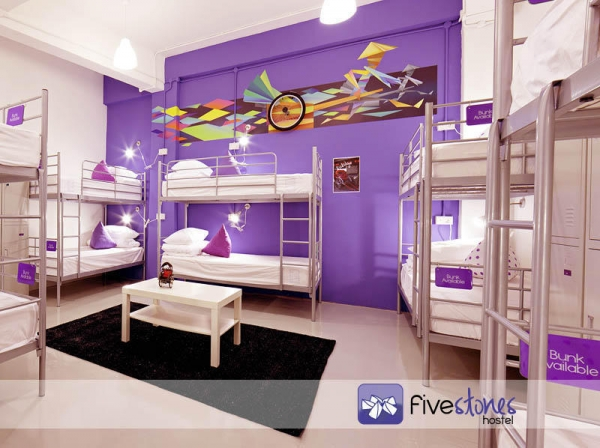 11 Incredible Hostels in Singapore You Didn't Know You Could Stay Under $31