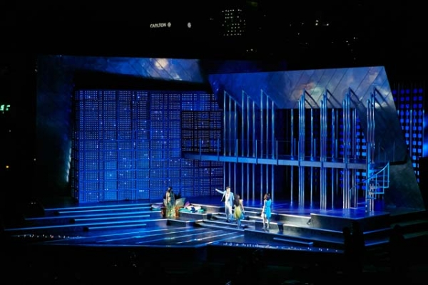 Shakespeare in the Park, Merchant of Venice Review