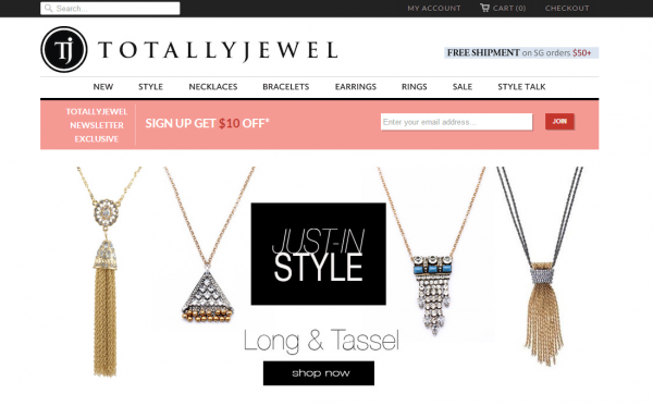 TotallyJewel Makes Girls Dreams Come True with their New Online Accessory Store