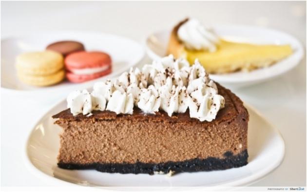 Cake Love -  A retro-themed Halal café participating in Cafefest 2014