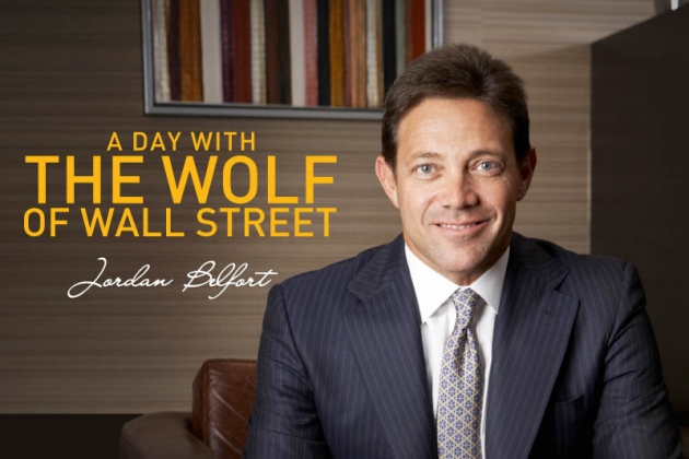 Meet the REAL Wolf of Wall Street this weekend!