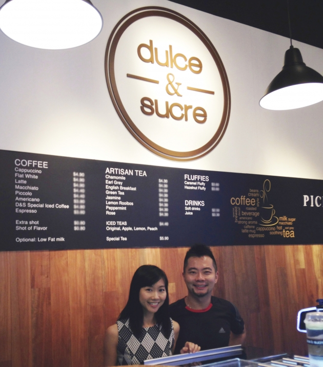 Dulce and Sucre Opens + F&B Entrepreneurship Lessons With Daniel Ong