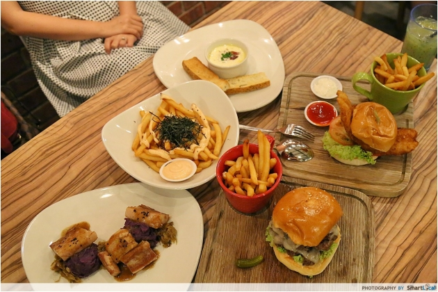 GRUB - The Jewel Of Bishan Park Is Now Open For Weekday Lunch!