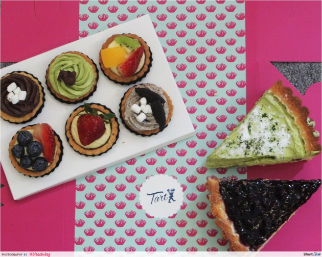 New TART speciality store opens at Star Vista!