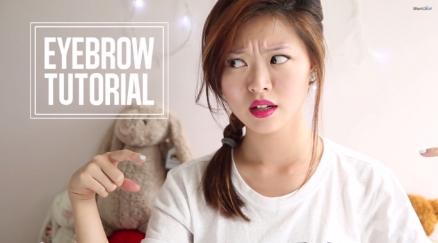 How To Draw Your Eyebrows In 3 Super Simple Steps!!