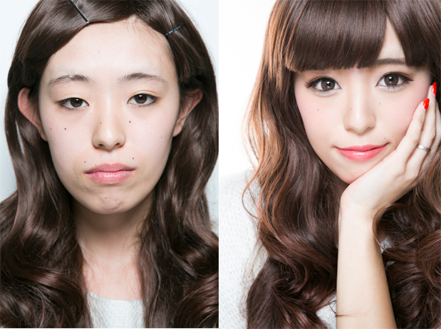 """K-Palette Unveils """"Plastic Surgery"""" Make-up with their 1 ..."""
