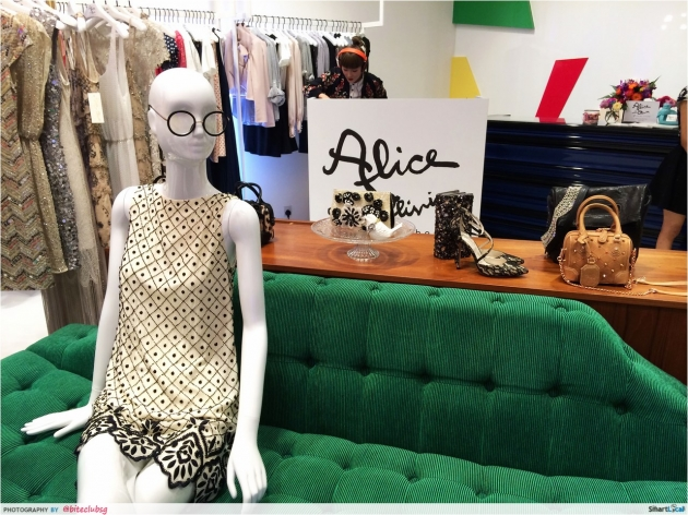 alice + olivia by Stacey Bendet spreads a message of kindness