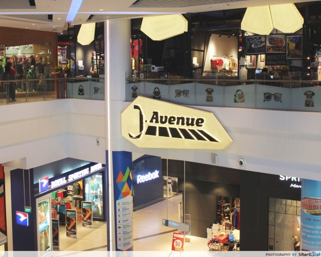 J.Avenue brings Dong Dae Mun, Chatuchak and Harajuku to your door step