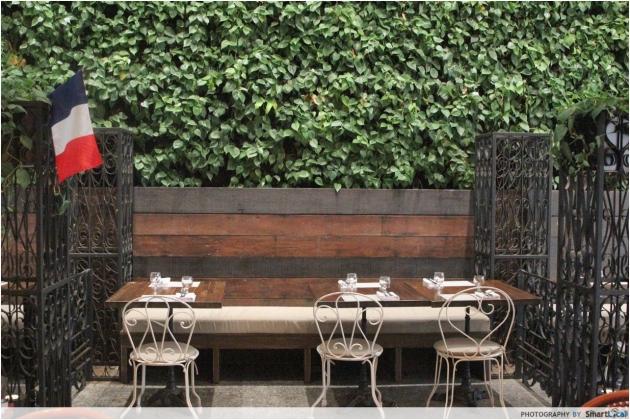 Balzac Brasserie & Bar - A Hidden Casual French Dining Gem In The City