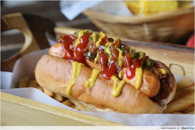 Best Hot Dog Bun Singapore