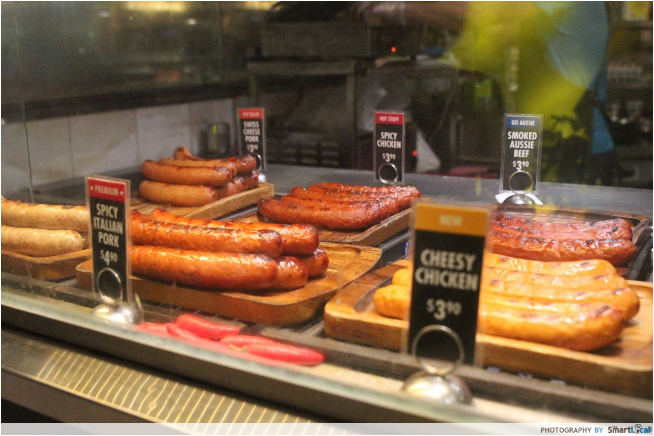 14 best hotdogs in singapore thesmartlocal