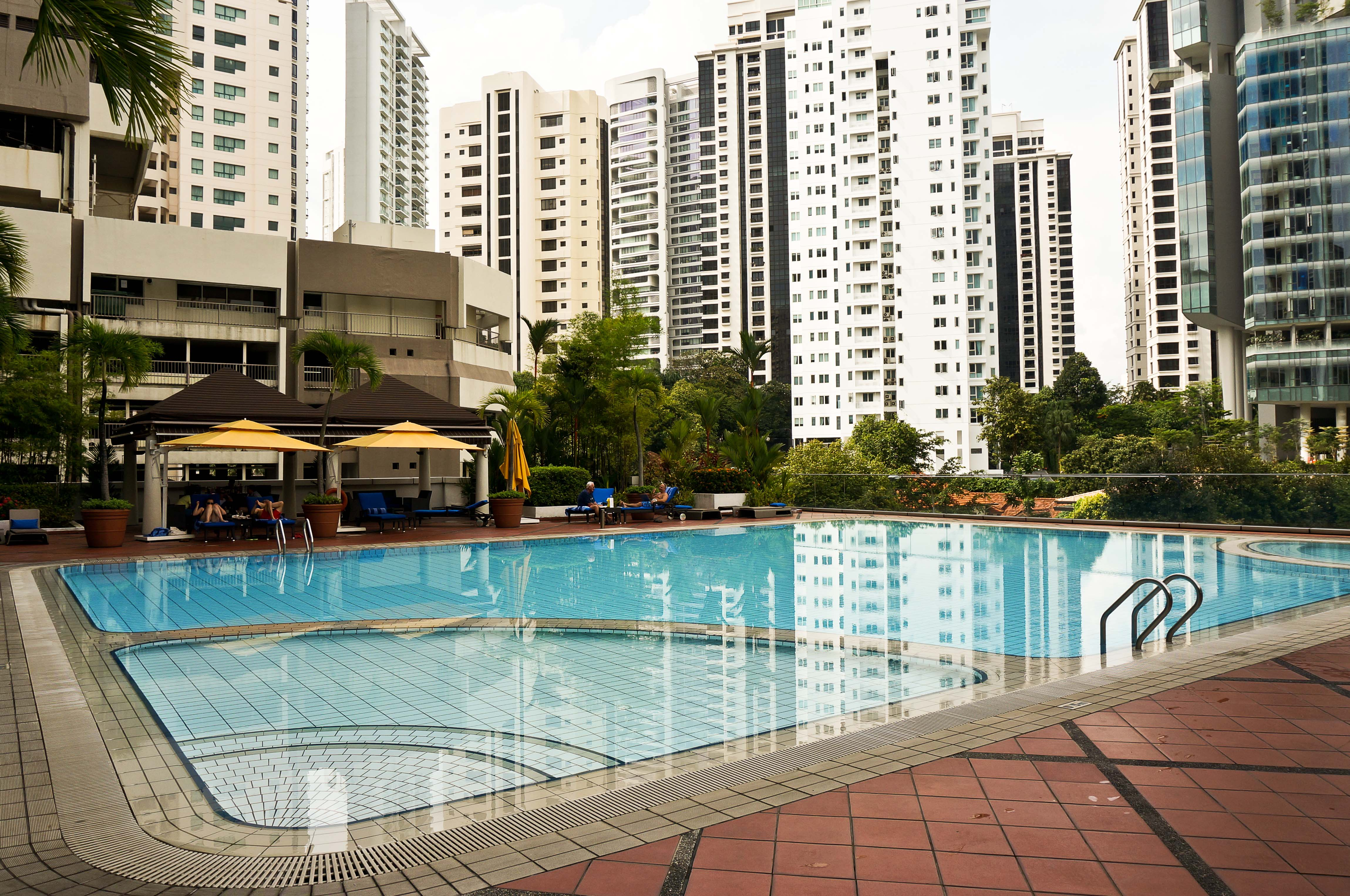 Our Pan Pacific Orchard Singapore Staycation We Swam In Singapore 39 S First Mineral Water