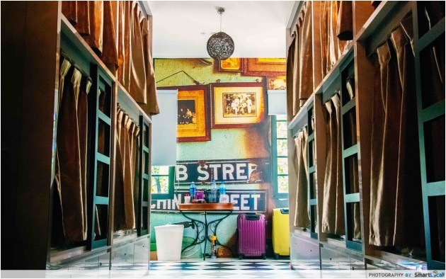 5 Singapore Boutique Hostels That Make Hotels Look Ridiculous